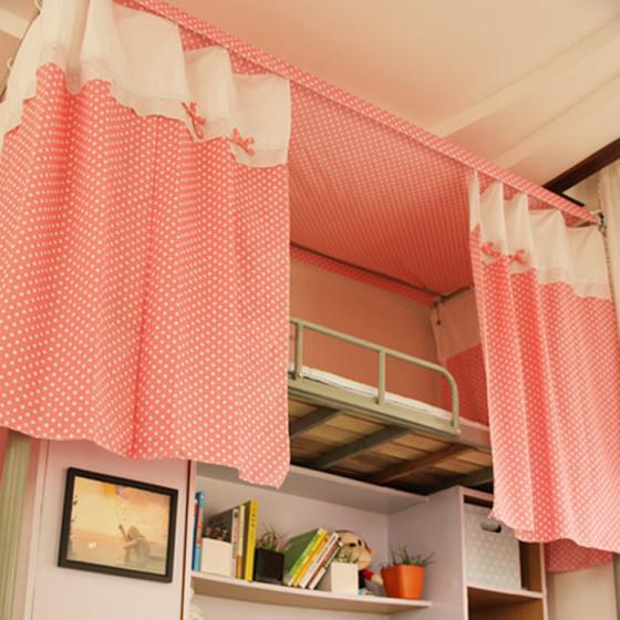 大学生宿舍专用床帘,遮光布图片