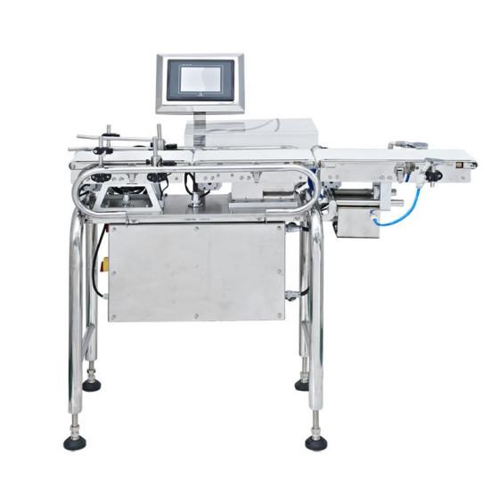 精威JW-C200  重量选别秤, 重量在线检测机