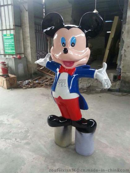 卡通雕塑 卡通雕塑米老鼠定做