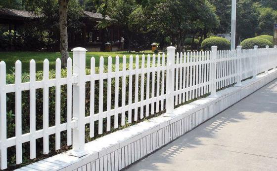 洛阳围墙护栏PVC栅栏郑州锌钢热镀锌栏杆塑钢护栏图片,洛阳围墙护