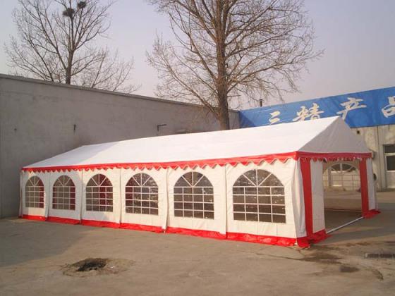 欧式帐篷篷房图片
