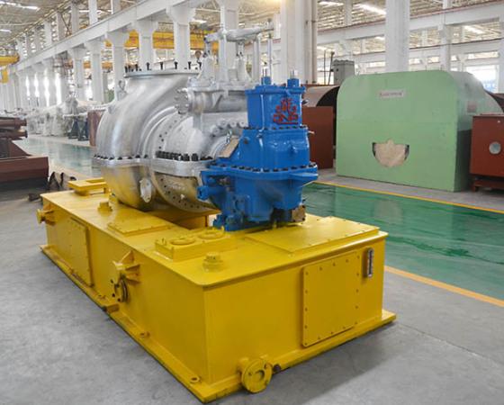 玻璃行业余热发电设备/汽轮机/发电机/锅炉