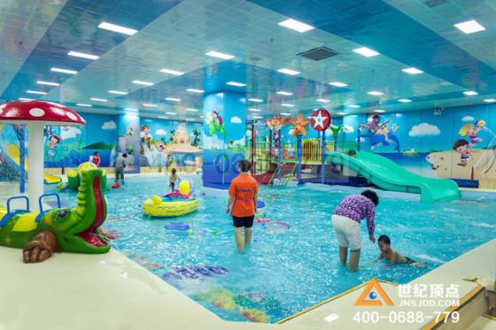 室内儿童水上乐园在济南有哪些不错的厂家