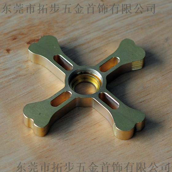 黄铜指上陀螺自动车床加工五金配件