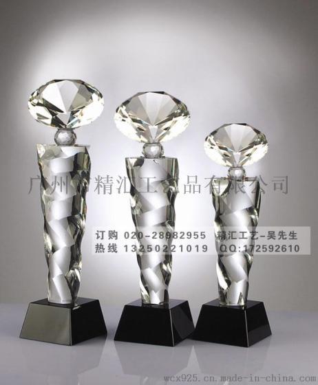 奖杯厂  产品属性: 材质:人造水晶|制作方法:半手工