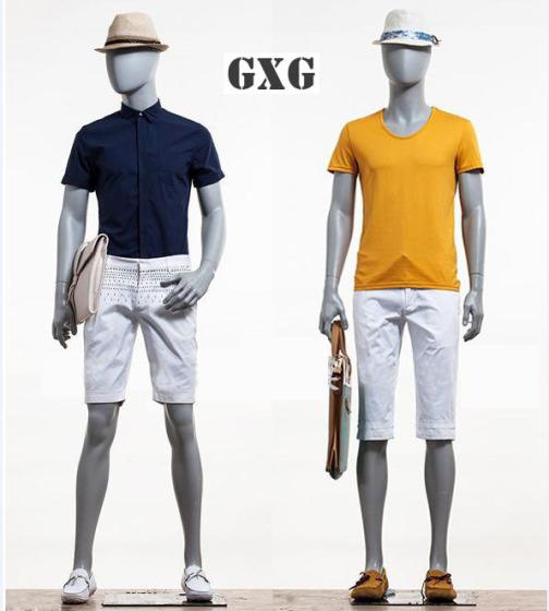 男裝展示模特, 成熟紳士男裝櫥窗模特 ,店面模特圖片
