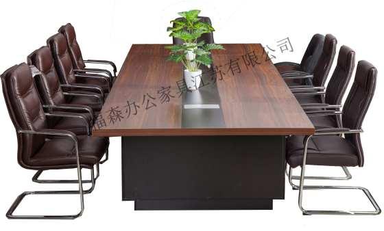 苏州福森家具 新款现代中式会议桌