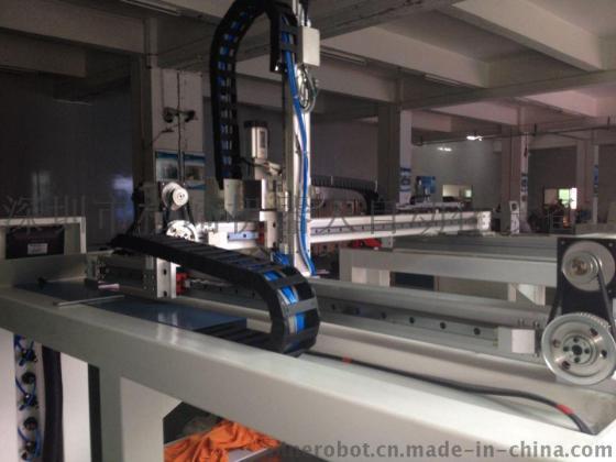 五轴往复机 电视机边框喷涂机 静电喷涂机 自动喷漆机 喷涂机器人