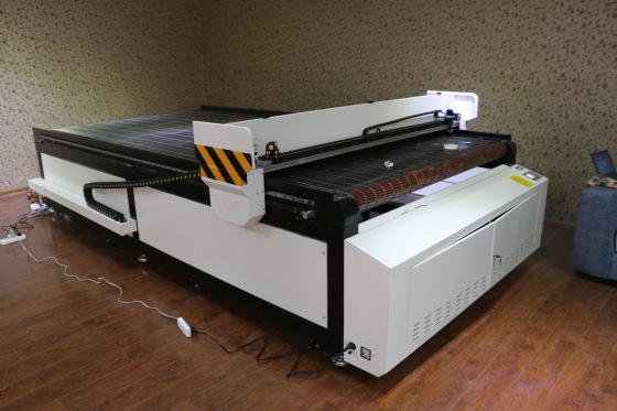 自动裁剪机-功率150W的和180W的激光雕刻机切割 功率大的会不会快