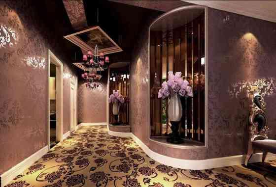 郑州泰式美容院装修设计效果图需要从细节吸引客户图片