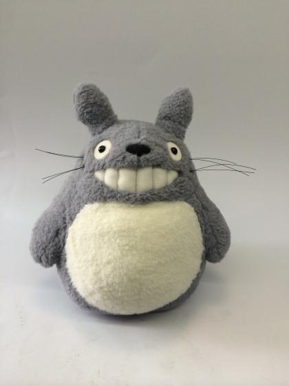 定制动漫卡通毛绒玩具吉祥物龙猫