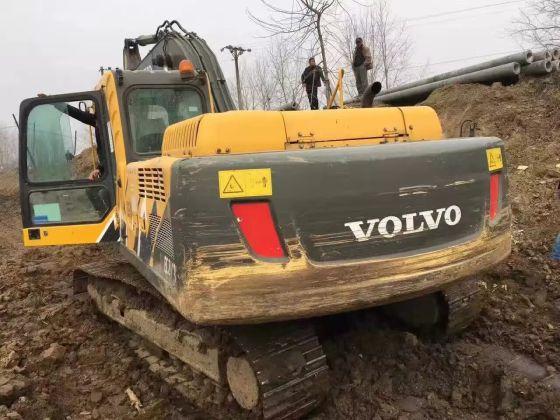 液压|产品类型:二手|用途:通用挖掘机|铲斗:抓铲挖掘机|大小:中型
