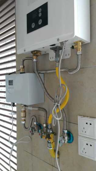 消费电子 卫浴电器 其它卫浴电器及配件 家用热水循环系统  产品属性图片