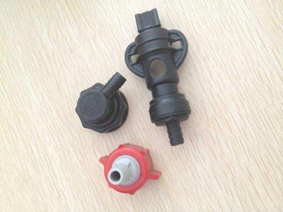 vitop连接器,蝶形阀短接头,bib盒中袋阀门图片