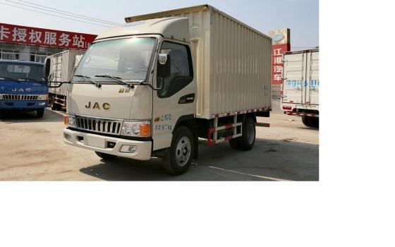 江淮 康铃h3窄体 120马力 3.7米单排厢式轻卡