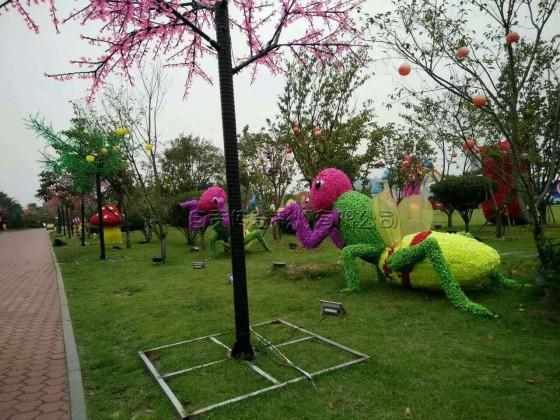 自贡传奇彩灯|植物雕塑|动物造型|现代工艺