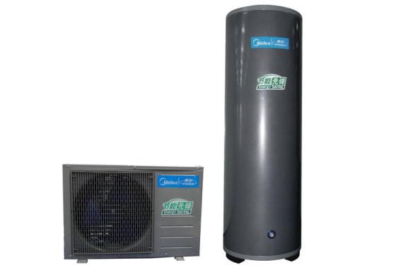 美的空气能中央热水器图片,美的空气能中央热水器高清图片 东暖热