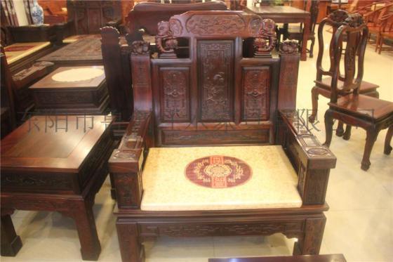 老红木福禄寿沙发定做红木家具价格