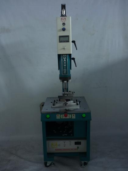 上海明和超声波熟料焊接机