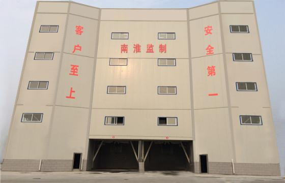 建筑和装饰材料 建筑钢材和结构件 钢结构 环保搅拌站改造  产品属性