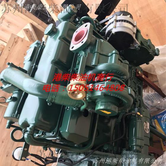 玉柴发动机|玉柴船用发动机|玉柴YCD4P22C-150船用柴油发动机总成