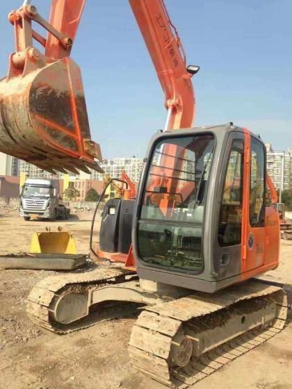 液压|产品类型:二手|用途:通用挖掘机|铲斗:抓铲挖掘机|大小:小型