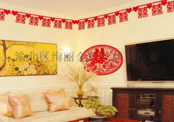 供应 婚房求婚情人节婚礼现场酒楼舞台背景墙装饰重庆满月百日生日派