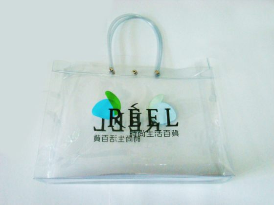 PVC袋2017新款时尚购物袋