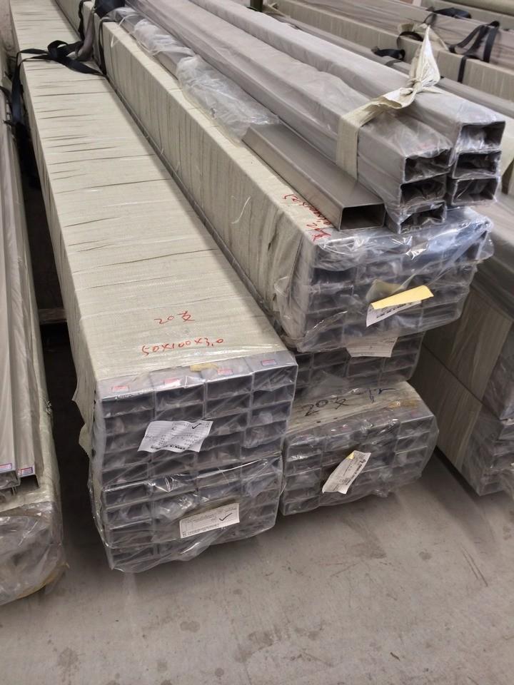 方矩形钢管在钢结构中的应用