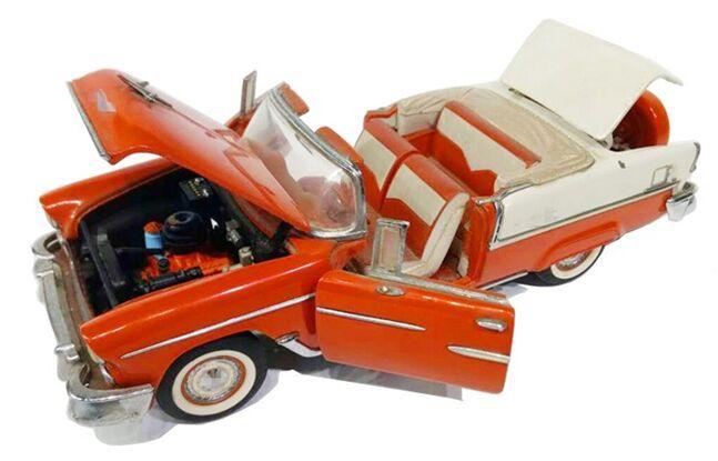 不要再把汽车模型当玩具车