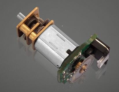 光电编码器减速电机