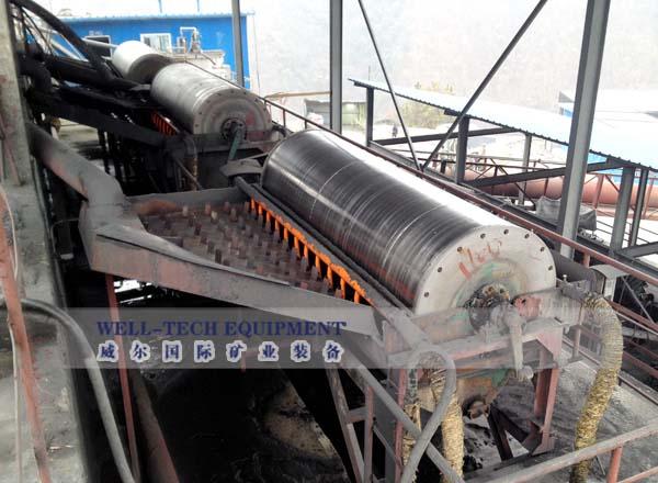 磁铁矿磁选生产线