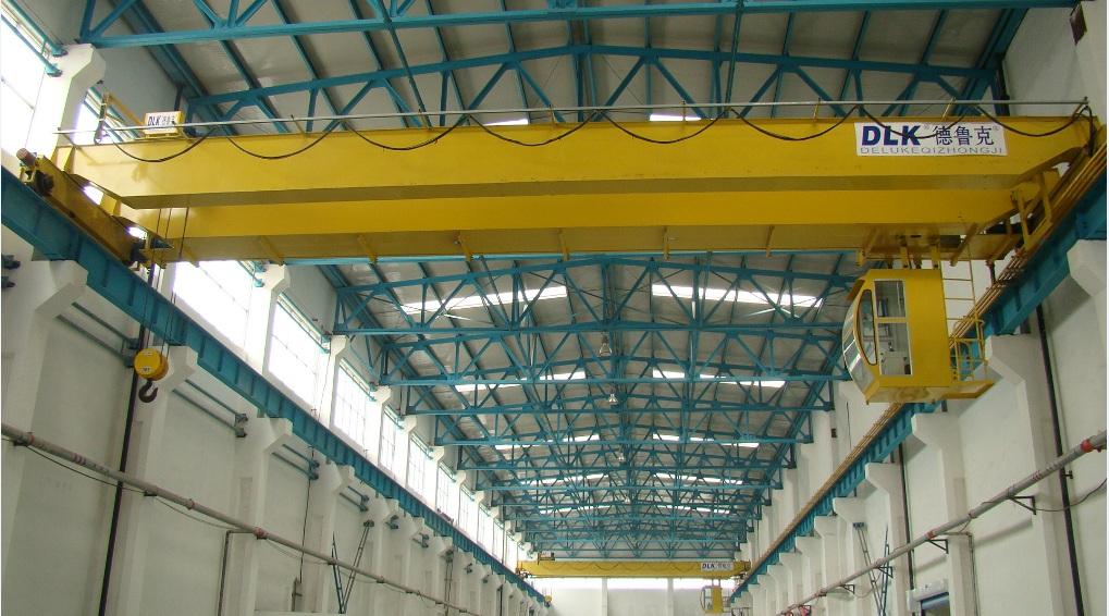 专业生产欧标单、双梁桥式起重机和门式起重