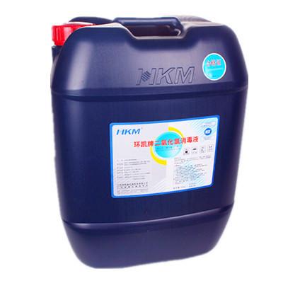 二氧化氯在食品工业中的应用