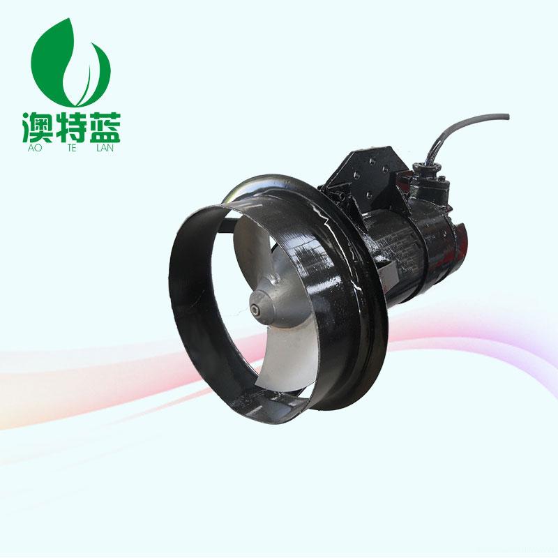 铸铁潜水式搅拌机QJB1.5