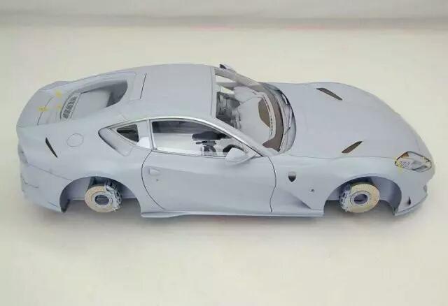 汽车模型背景介绍