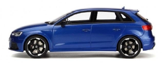 2018年年初推出新的1:18汽车模型