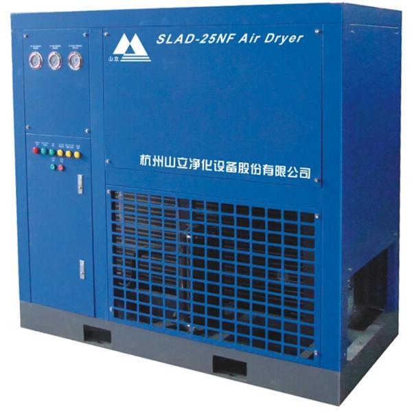 """冷冻式干燥机""""蒸发器内部结冰,主要现象排"""