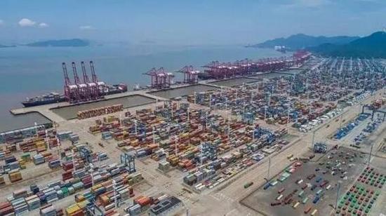 中国港口排名