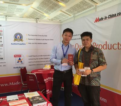 印尼中国机械与电子产品贸易展览会