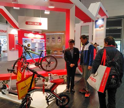 德国科隆国际摩托车、自行车及滑板车博览会(INTERMOT)