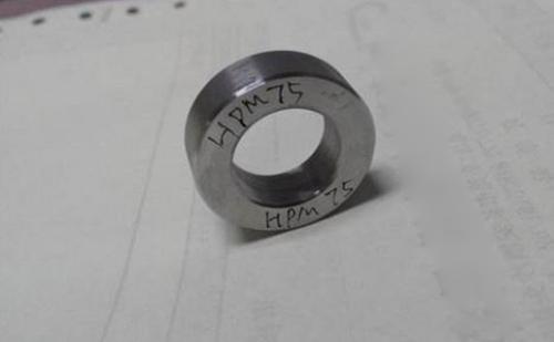 HPM75无磁钢热处理工艺