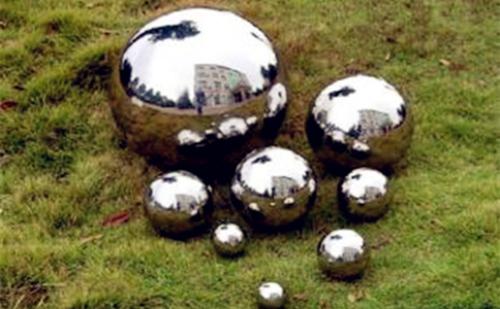 生产不锈钢空心球应注意哪些问题