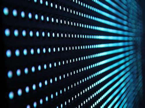 LED广告灯深夜扰民屡遭投诉