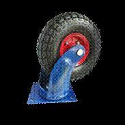 用這種輪子可以提高工作效率