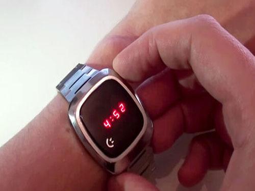 數位手表早在1972年就已面市