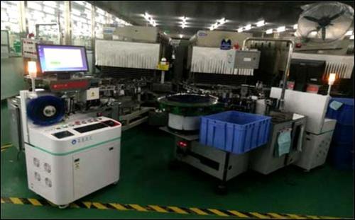 铝电解电容使用激光刻印的优势