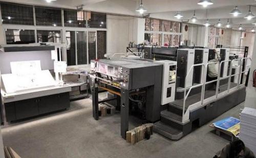 印刷厂为什么与北京渐行渐远?