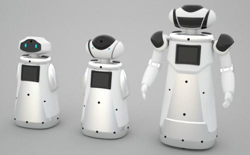 未来智慧城市=机器人+安防?