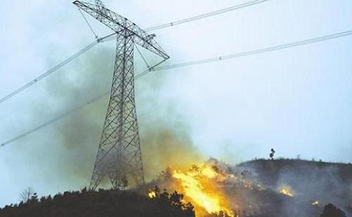 安装输电线路防山火监测系统的重要性
